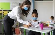 Escolas do Estado abrem para alunos mais vulneráveis