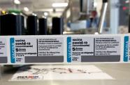 Fiocruz recebe mais um carregamento de IFApara a produção devacinas AstraZeneca