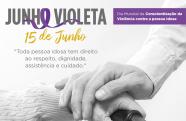 São José realiza campanha sobre violência contra idosos
