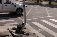 Em Pindamonhangaba, câmera de monitoramento identifica danos ao patrimônio público
