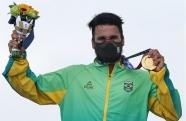 Ítalo Ferreira conquista 1ª medalha de ouro para o Brasil em Tóquio