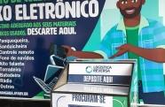 Em Pindamonhangaba, mais de 60 quilos de lixo eletrônico foram direcionados pelo Programa de Coleta do Lixo Eletrônico
