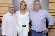 Ana Hickmann terá franquia de sua rede de clinicas de depilação a laser inaugurada hoje em São José dos Campos