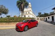 Economia é destaque no Toyota Prius