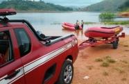 Rapaz de 21 anos morre e outro está desaparecido na represa do Jaguari após colisão entre jet ski e moto aquática