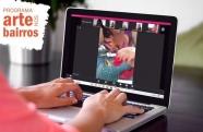 Oficinas culturais virtuais ganham a simpatia de orientadores e aprendizes