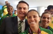 De Pindamonhangaba para o Flamengo, a história de uma menina de garra