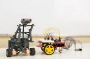 Aula de robótica e cultura maker inaugura programação da rede estadual de SP