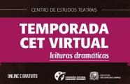 Abertas as inscrições para a temporada do Centro de Estudos Teatrais
