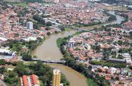 Jacareí inicia construção da terceira ponte sobre o Rio Paraíba do Sul