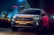 Volkswagen inicia o uso do novo design de marca com o Nivus