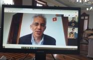 Pindamonhangaba participa de videoconferência com dirigentes culturais do estado