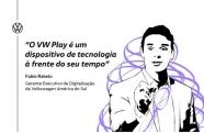 O Volkswagen Play é um dispositivo de tecnologia à frente do seu tempo