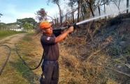 Pindamonhangaba registrou 18 focos de queimadas no 1º semestre de 2020