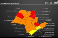 Governo do Estado promove 6ª atualização do Plano SP e prorroga quarentena até o dia 30