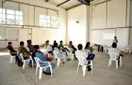 Ubatuba realiza treinamento de equipe de hospital de campanha contra a Covid-19
