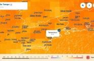 Frente fria chega ao sudeste sem chuvas fortes