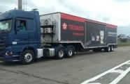 Ação de saúde atende caminhoneiros nesta quarta-feira