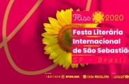 Festa Literária Internacional de São Sebastião ganha edição virtual em 2020