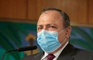 Ministro da Saúde critica vacina russa