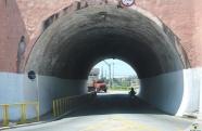 Túnel do Mercatau, em Taubaté, tem interdição parcial para obra de recapeamento