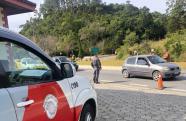 São Sebastião aborda mais de 4 mil carros em bloqueio sanitário educativo