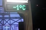 Temperatura fica abaixo de zero na madrugada desta segunda-feira na Serra da Mantiqueira