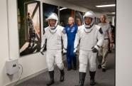 SpaceX e Nasa farão história hoje?