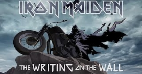 Iron Maiden - The Writing On The Wall (2021)