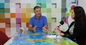 Papo Reto - AgoraVale recebe jornalista e palestrante, Roberto Ravagnani