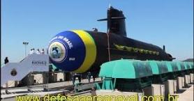 Cerimônia de Batismo do Submarino Riachuelo (S 40) da Marinha do Brasil