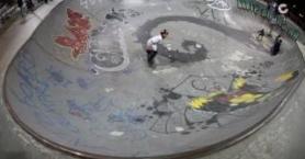 In Time Skate board no PindaBanks