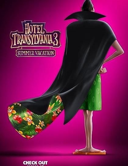 Hotel Transilvânia 3: Férias Monstruosas